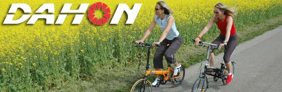 Dahon bicycles let you ride more than you ever thought possible!