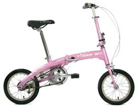 Dahon's Sweet Pea is cute and practical!