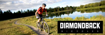 We have a wide selection of great Diamondback bicycles!