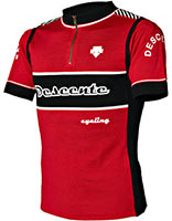 Descente's Wool Retro Jersey.