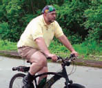 Cycling is a great way to both relax and energize yourself!