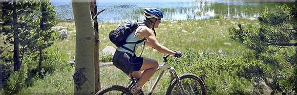Mountain biking is great fun for women of all abilities and ages!