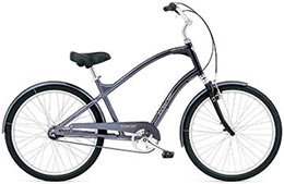 Electra's Townie 7 puts the fun back in bicycling!