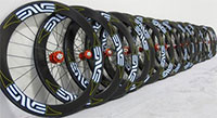 Enve wheels are wings for your bicycle!