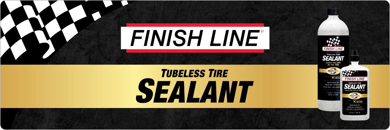 Finish Line Tubeless Tire Sealer