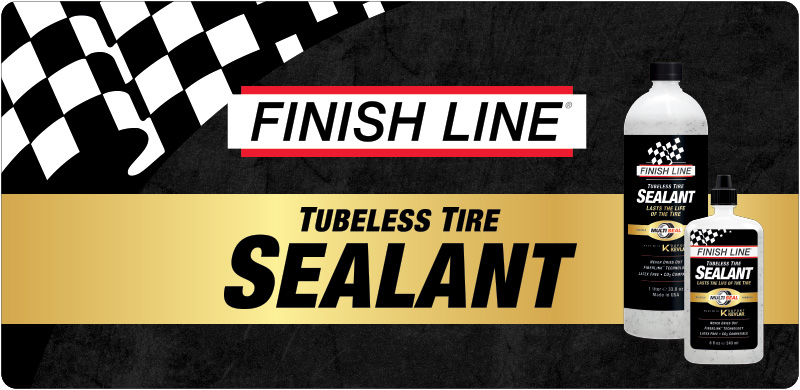 Finish Line Tubeless Tire Sealer