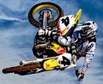Fox got their start in motocross!
