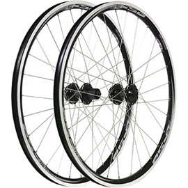 FSA makes light, stiff and durable wheels for mountain biking!