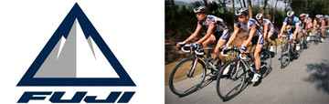 We proudly carry Fuji bicycles!