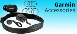 We have Garmin accessories and spare parts, too.
