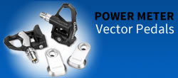 Take your training to the next level with Garmin Vector pedals!