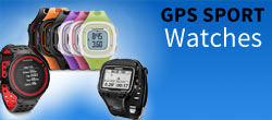 Garmin makes awesome sport watches, too!