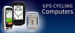 Garmin GPS cycling computers put information at your fingertips!