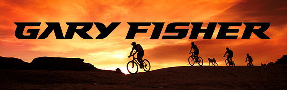 Gary Fisher bicycles: when you want the best!