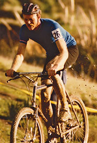 Gary has been riding and winning since the 60's!