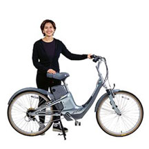 We've got a great selection of electric bikes you'll love!