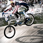 You'll be first out of the gate and across the line with a GT BMX bicycle!