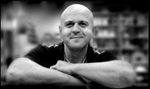 Tony Giannascoli: Founder, master builder, painter, Guru Bikes!
