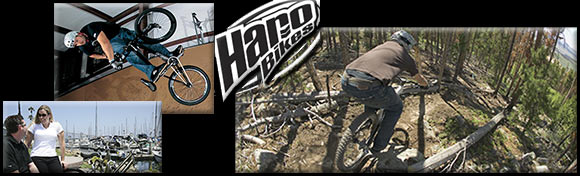 Haro started with BMX and now makes great bikes for all!