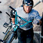 Legend, Ryan Nyquist has been a part of the Haro family for over 15 years!