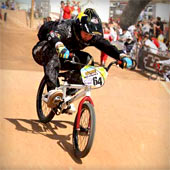 BMX racing is in Haro's blood!