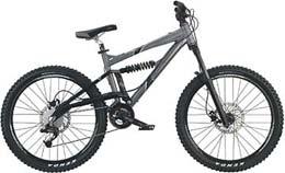 Take mountain biking to the extreme!