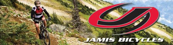 Jamis has great bicycles for every ride and rider!