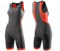 Triathlon body suits are aero and comfortable!