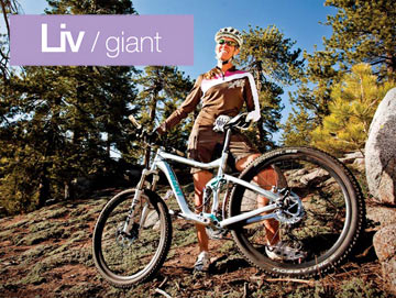 Liv/giant is a whole new way of living with your bike by your side!