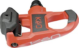 Clip and unclip easily with the Keo Sprint!