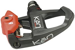 The Keo Carbon is light and sturdy!