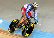 Look's track bikes have won World Championships and Olympic gold medals!
