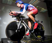 Look tests their bikes in the wind tunnel for maximum speed!