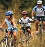 Marin makes a full line of kid's bikes!