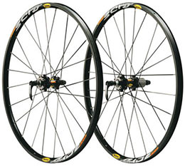 Mavic's Crossride Disc Wheelset is affordable and high quality!