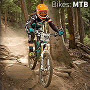 Check out our latest selection of mountain bikes!