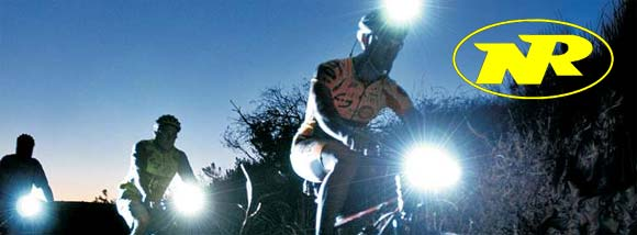 Extend your riding with NiteRider's bicycle lighting systems!