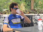 Caffeine can make you ride faster!