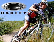 Oakley has a pair of glasses for any ride!
