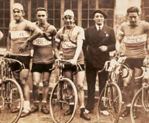 Orbea's first bicycles were built in 1930!
