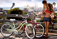 Comfort, style and fun is yours with every Phat Cycles bicycle!