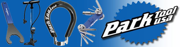 Park has the tools you need to keep your bicycles riding perfectly!