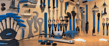 Complete your home workshop with Park Tools!