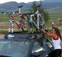 Roof racks are an investment in peace of mind.