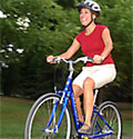 Redline produces a full line of comfort bicycles!