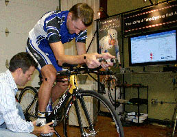 We use Retul to perfect your bike fit!