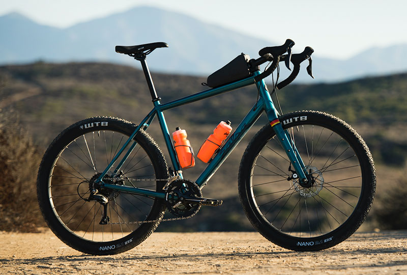 Salsa Journeyman Mad Dog Cycles