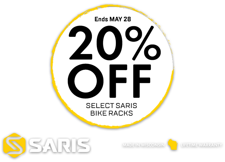 Saris Summer Bike Rack Sale