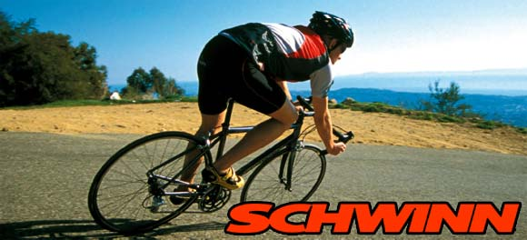 Schwinn puts more fun in your cycling!