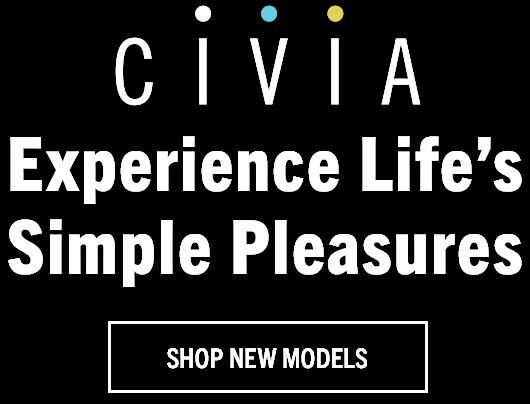 Civia - Experience Life's Simple Pleasures